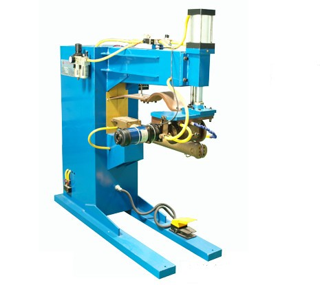 Pipe Stitch Welding Machine