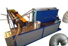 Insulated Flexible Duct Machine